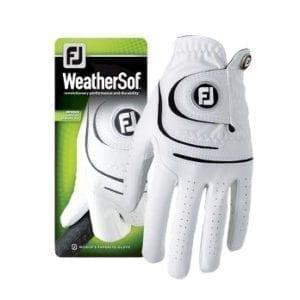 FootJoy Weather Sof Glove (For Left Handed Golfer)