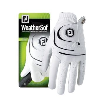Weathersof Glove (For Right Handed Golfer)