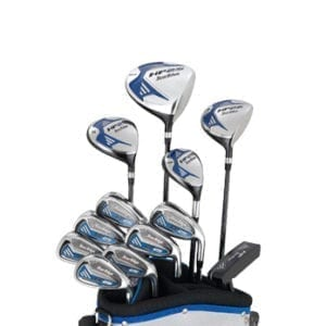 Tour Edge HP25 Complete Set - Steel