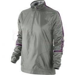 NIKE Womens 1/4 Zip Windproof Jacket