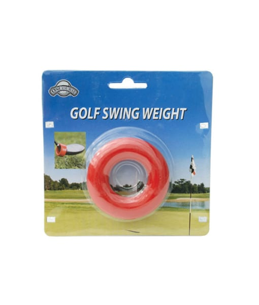 on course golf donut