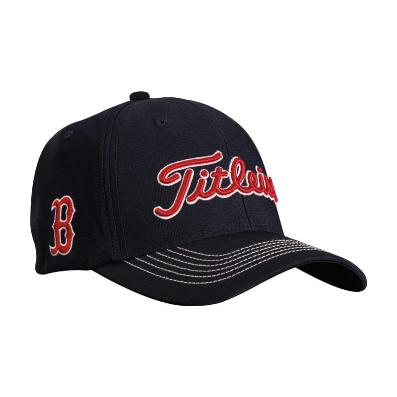 titleist mlb hat boston