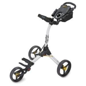 c3 push cart white