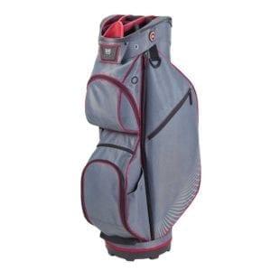 datrek-cblite-cart-bag-charcoal-red
