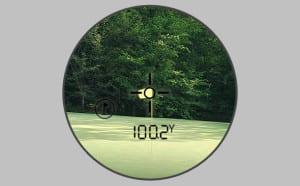Bushnell Tour V4 Golf Rangefinder jolt