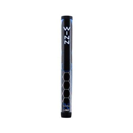 Winn Pro X 1.32 Jumbo Putter Grip - Black/Blue