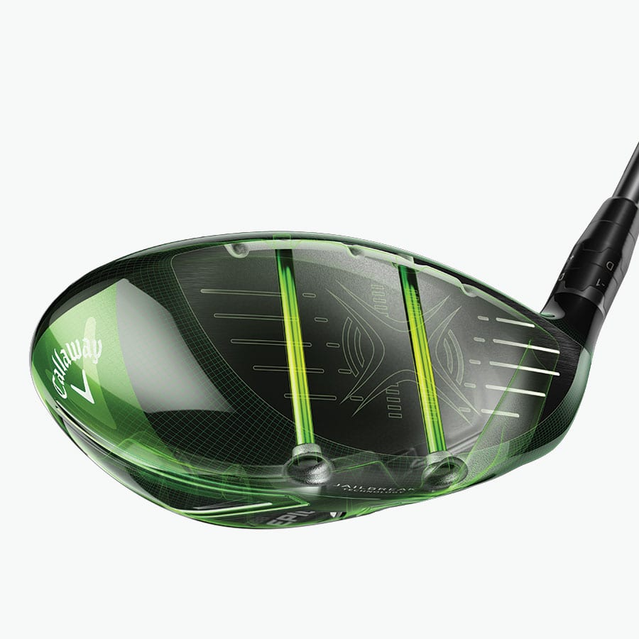 callaway gbb epic drivers distance