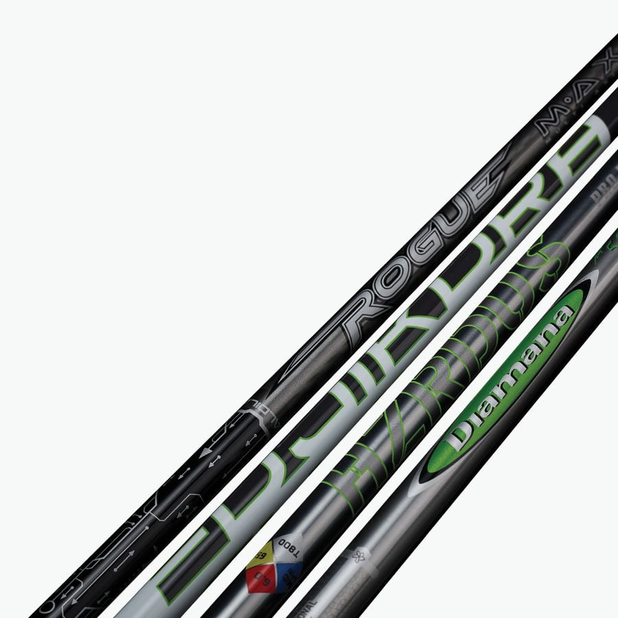 callaway gbb epic drivers shafts