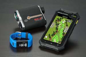 golfing electronics